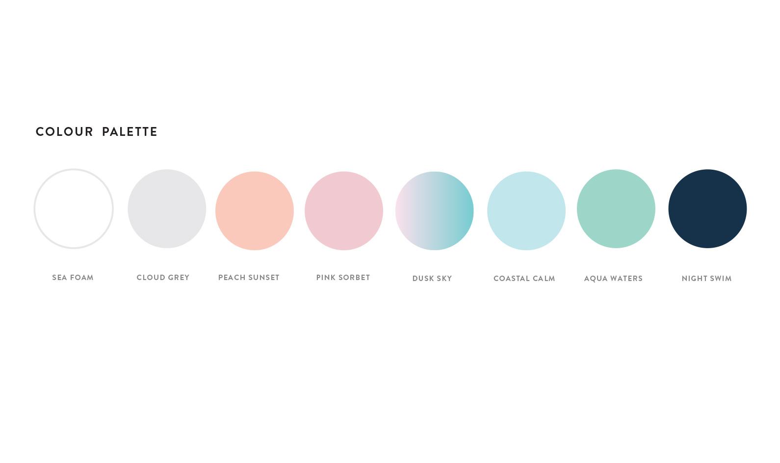 Studio Mimi Moon Design, website, branding, Assemble Agency