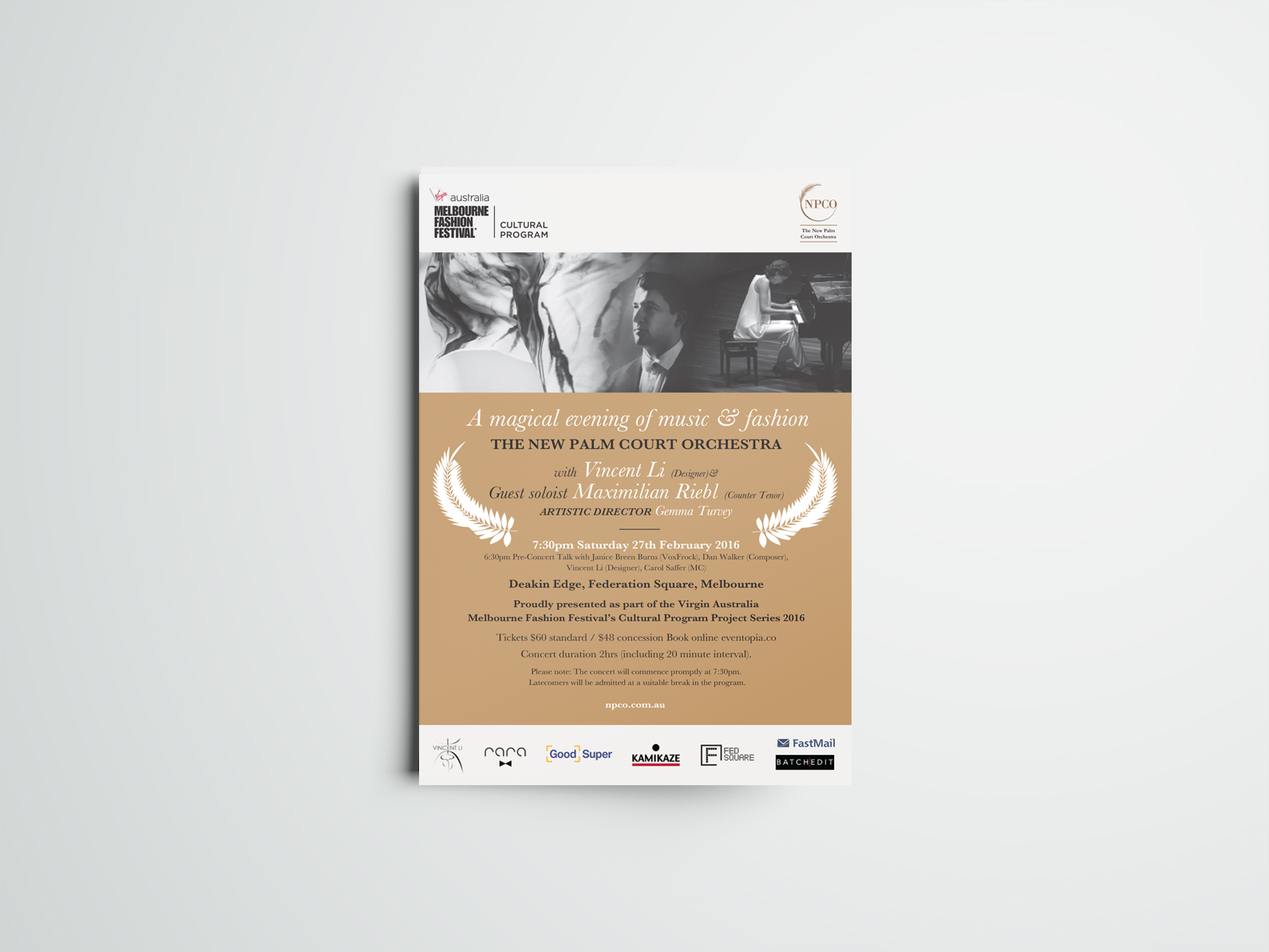 Studio-Mimi-Moon-New-Palm-Court-Orchestra-Brand-Identity-and-collateral-Flyer