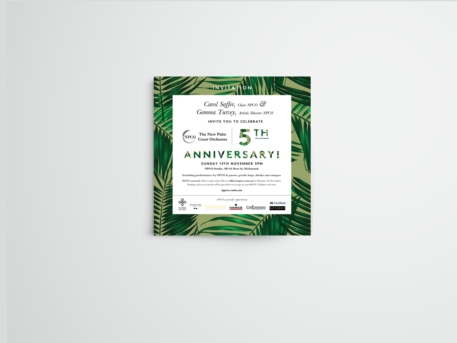 Studio-Mimi-Moon-New-Palm-Court-Orchestra-Brand-Identity-and-collateral-Invite