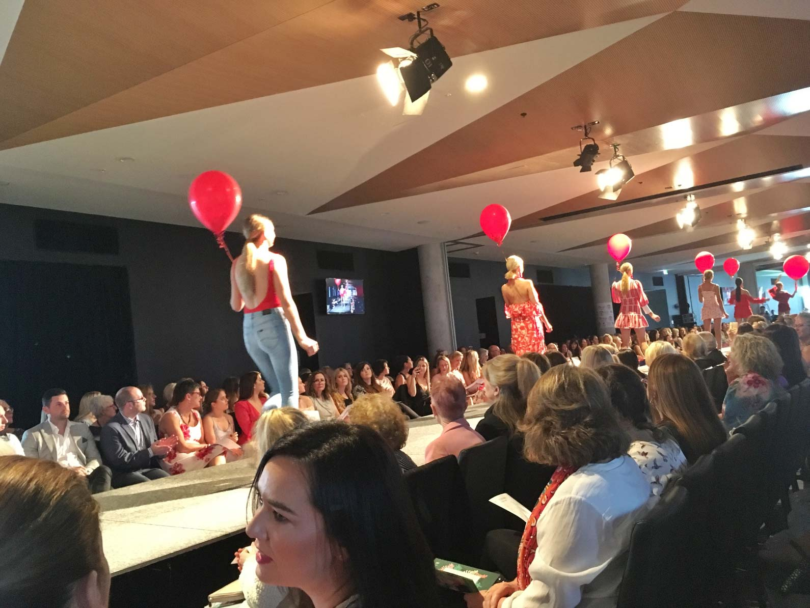 Catwalk for Cancer