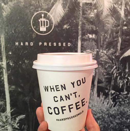 Hard Pressed Cafe