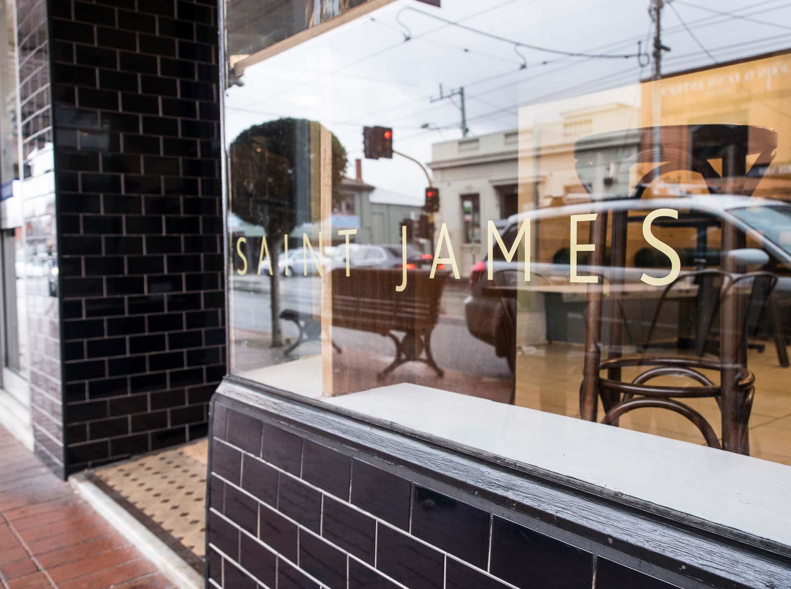 St James Cafe