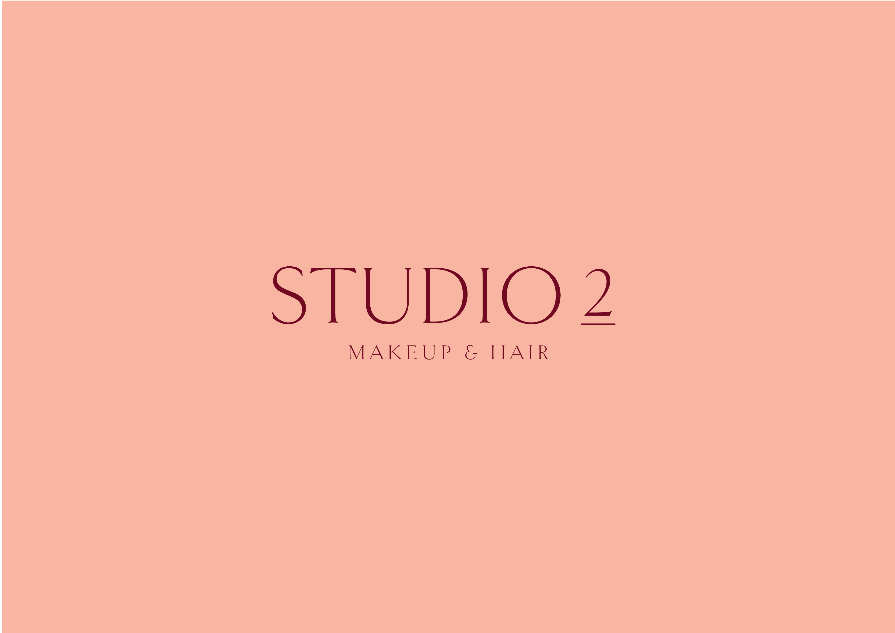 Studio 2 Brand Identity, logo design, styleguide, Studio Mimi Moon