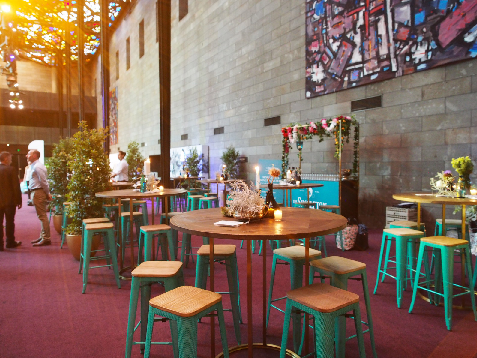 Studio-Mimi-Moon-Styling-at-NGV-for-Dan-Murpheys-Conference-Singleton-Whisky-and-Johnny-Walker-White-Walker-Limited-Edition-Bar-event-FEATURE-IMAGE