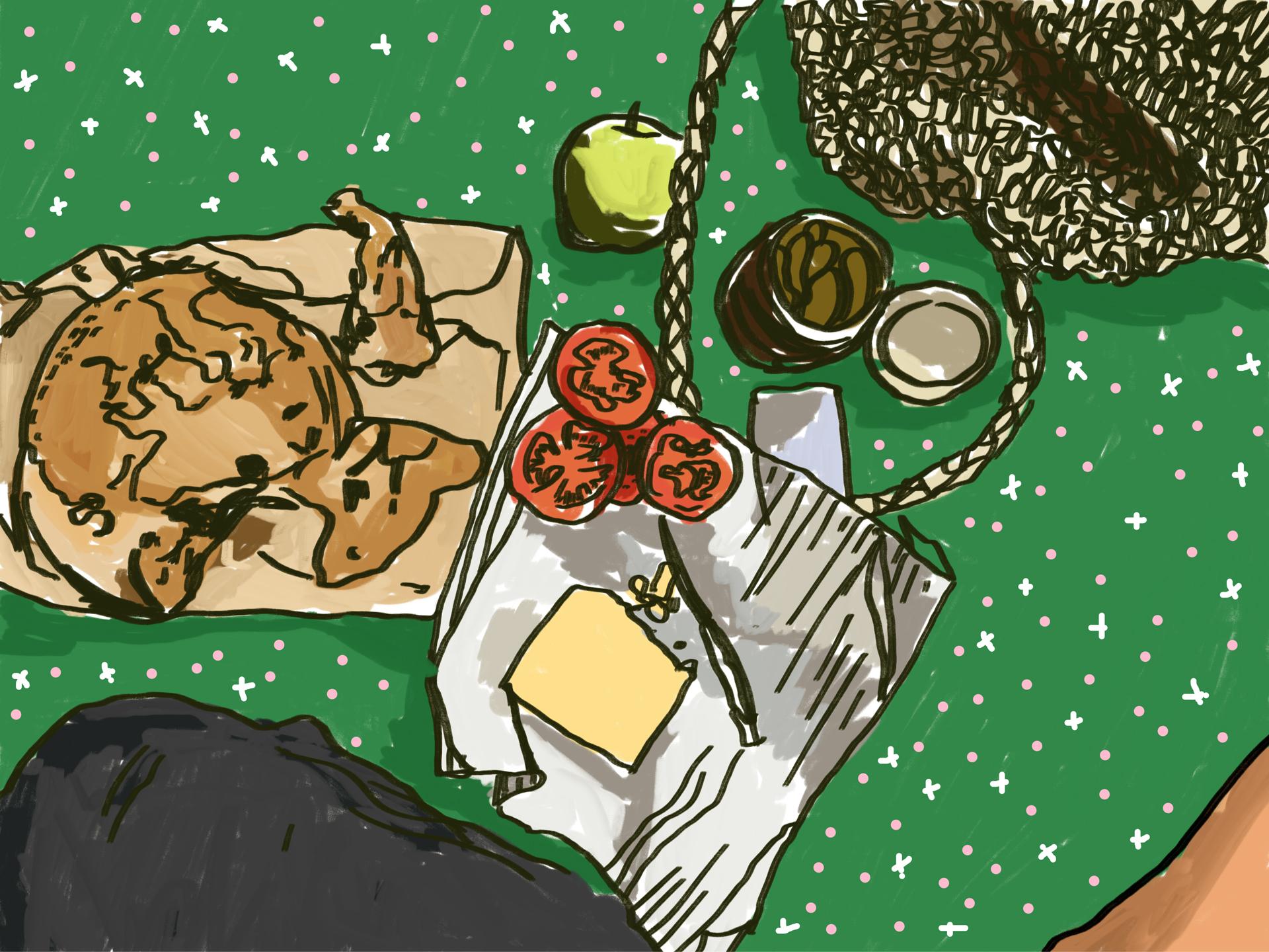 Plated-Poems-Healesville-picnic-Miriam-McWilliam-Studio-Mimi-Moon
