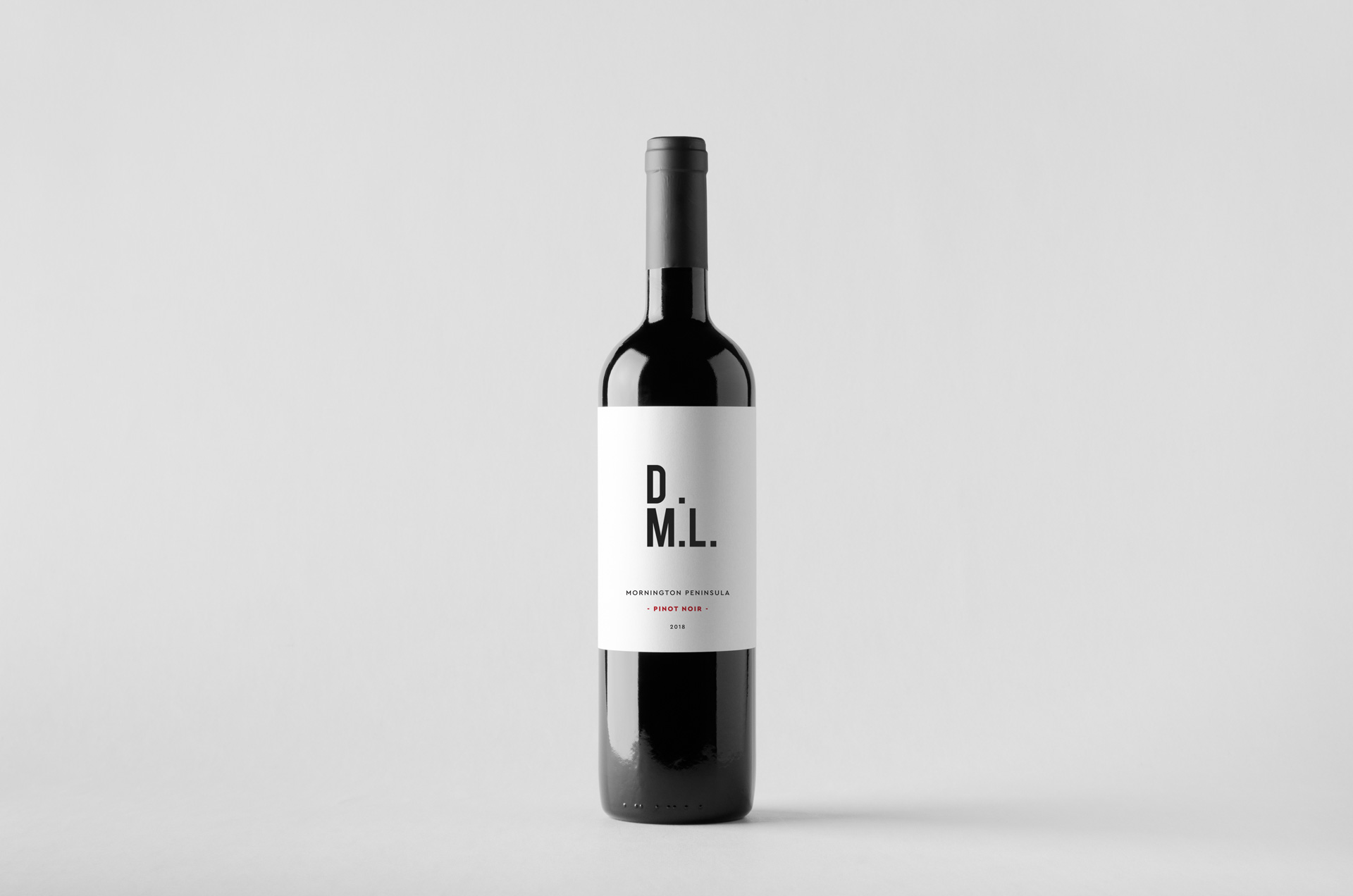 Studio-Mimi-Moon-DML-Wine-Label-branding-and-packaging-Front-&-back