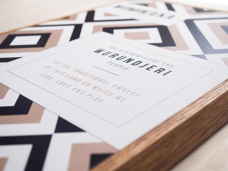 Brand Identity & Plaque Design